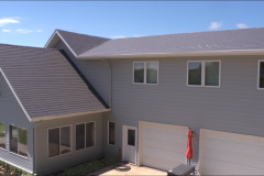 Charcoal Gray HD Seamless Roofing