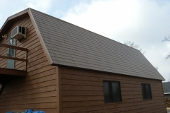 Cedar HD Seamless Roofing