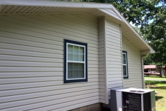 Colonial White Siding