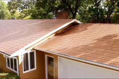 Copper HD Seamless Roofing