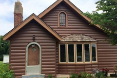 Mahogany HD Siding