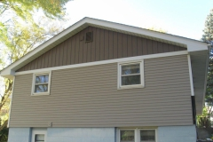 Sandtone Siding with Timber BB