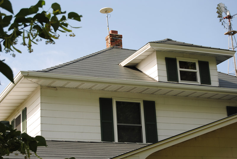 What Are Seamless Gutters Steel Gutters Faq