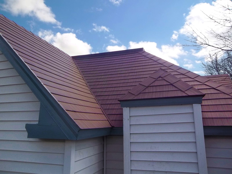Seamless metal roofing - Roofs reason why you need a permanent one ...