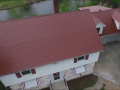 A Drone Shot Classic Red HD