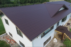 Royal Brown HD Seamless Roofing