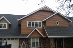 Cedarwood Siding