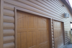 Cedarwood HD Log Siding