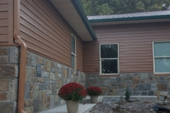Cedarwood HD Siding