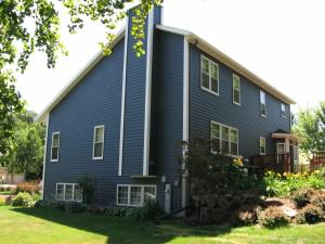 Steel Siding Installation