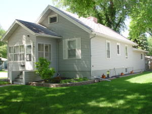 Seamless Siding Wahpeton ND