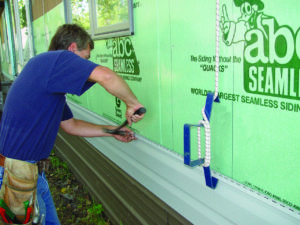 Seamless Siding Traverse City MI