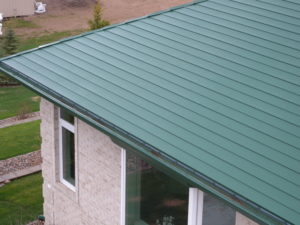 Steel Roofing Central Michigan Roofers Abc Seamless