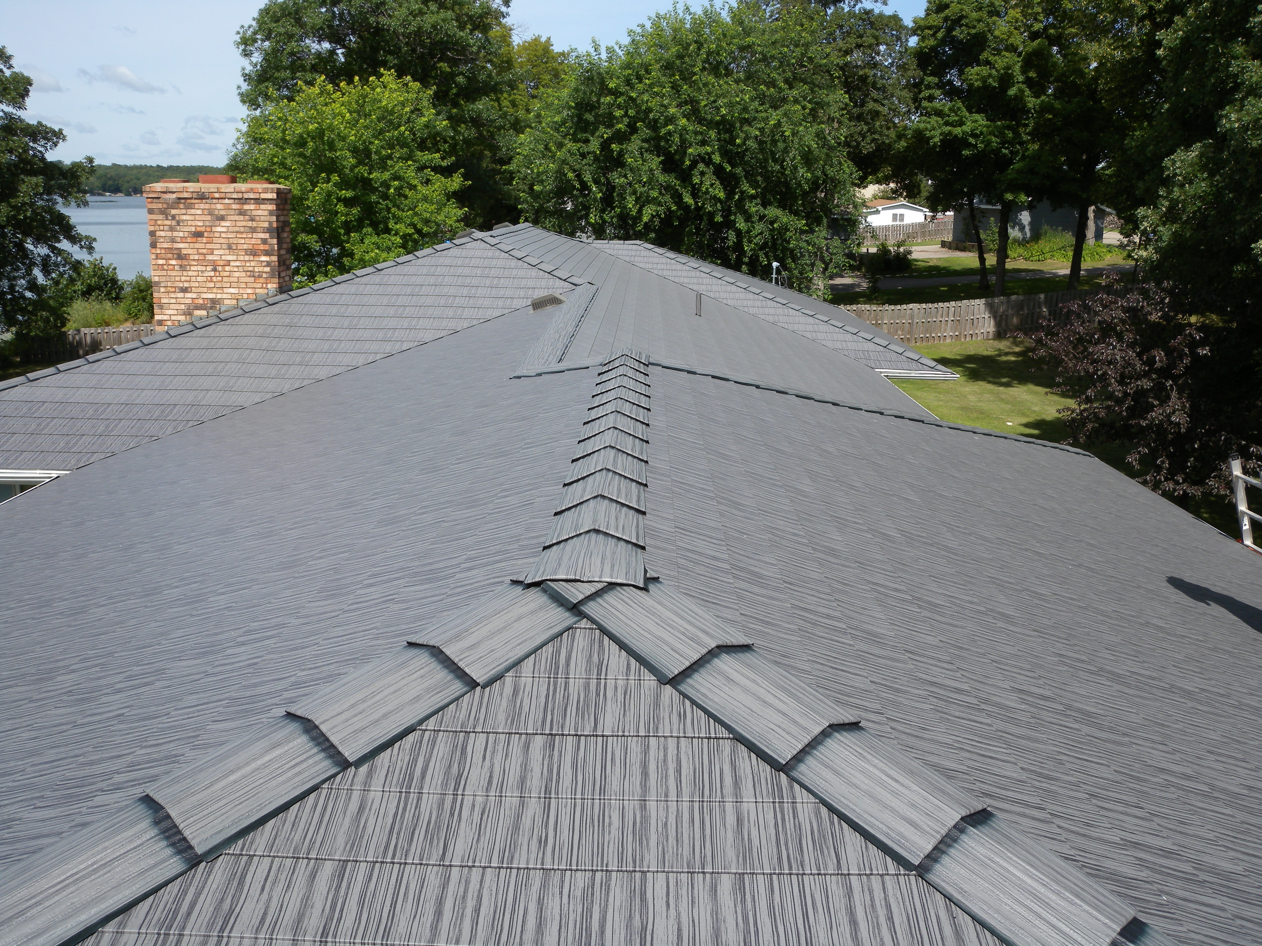 Seamless Metal Roofing   ABC Seamless