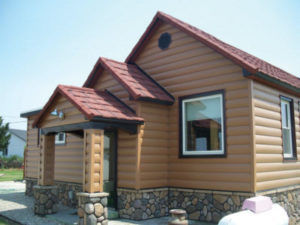 Log Siding Seamless Siding Installation Abc Seamless