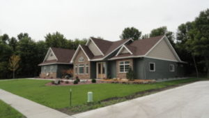 Siding Contractor Evansville OK